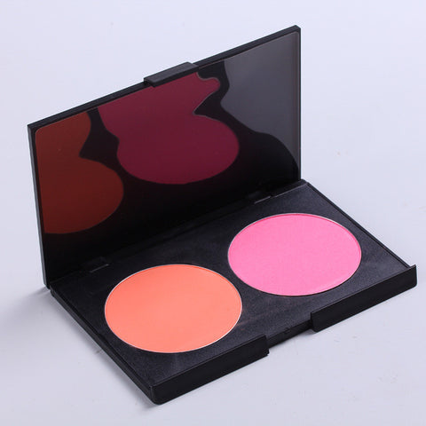 Professional Make-up Beauty On Sale Hot Deal Hot Sale Blush Make-up Tools Double Color Portable Foundation [4918376580]