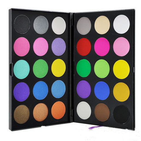 Beauty Professional Hot Sale Make-up On Sale Hot Deal Stylish Eye Shadow 30-color Double-layered Matt Make-up Palette [4918364228]