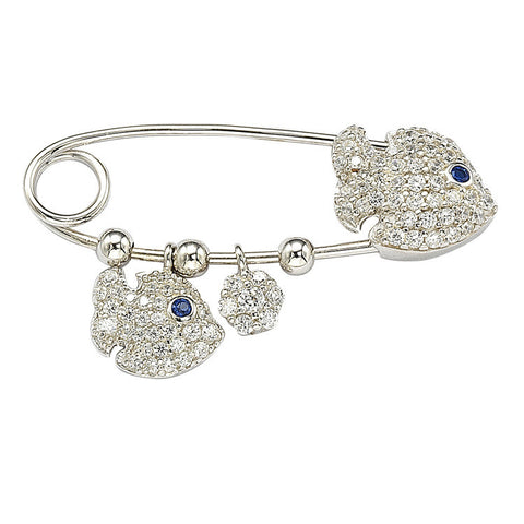 925 Silver Luxury Floral Accessory [4915366276]