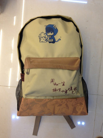 Anime Pen Backpack Travel Bags [4918756740]