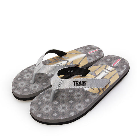 Fashion Men Beach Anti-skid Korean Couple Slippers [4918336900]