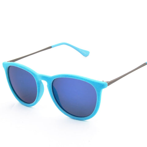 Sunglasses Star Suede Mirror [4915058756]