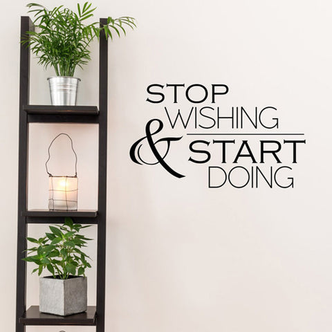 BUY ONE GET ONE FREE - Creative Decoration In House Wall Sticker. = 4798905412
