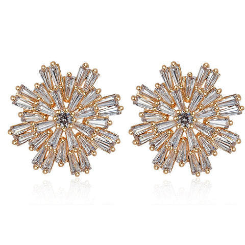 Korean Stylish Gifts Romantic Earring Accessory [4918360900]
