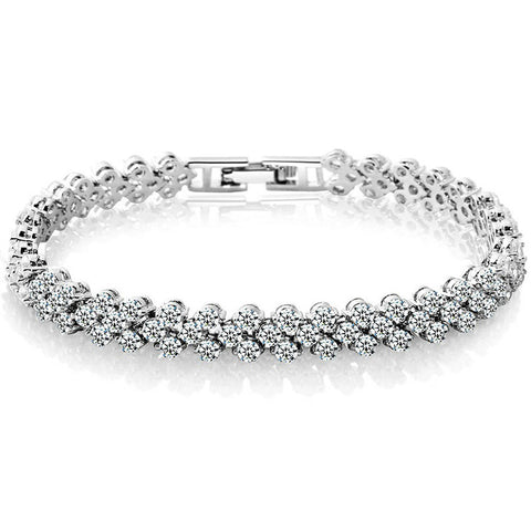 Awesome New Arrival Gift Hot Sale Shiny Stylish Great Deal Jewelry Roman Bracelet [4918340100]