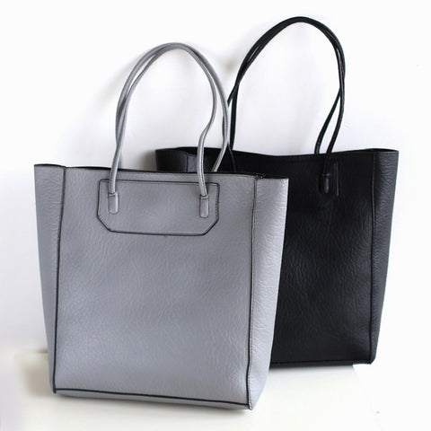 Korean One Shoulder Bags Tote Bag [4915814148]