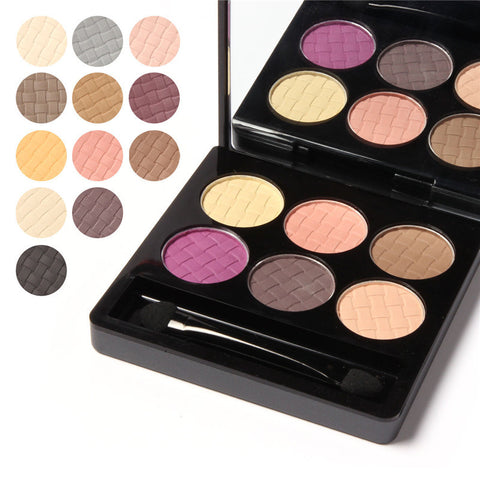 MYBOON 6-color Eye Shadow [9036707140]