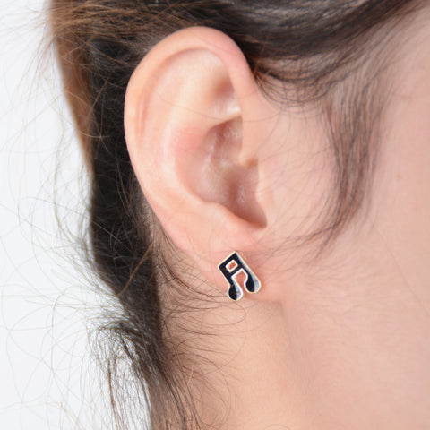 Accessory Music Butterfly Earring Set [4918475972]