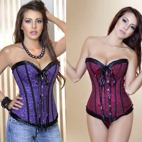 Fresh Deal Body Shapers Sexy Corset = 4803779588