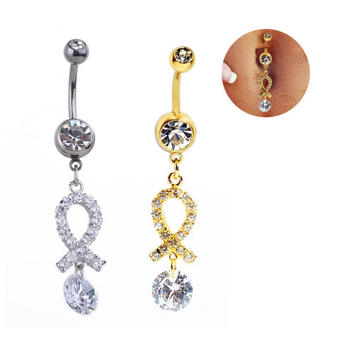 Decoration Pendant Jewelry Belly Ring [4915094852]