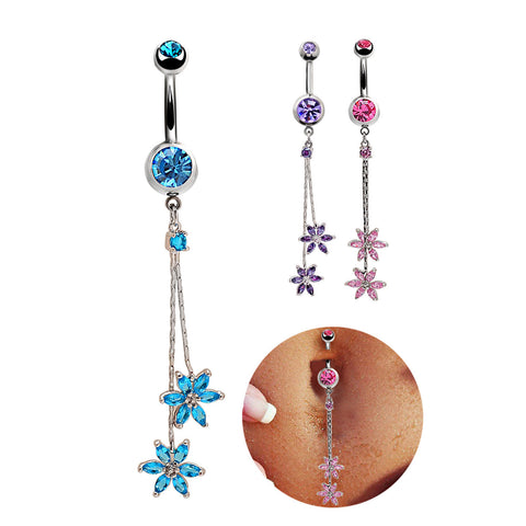 Navel Rings Environmental Body Accessory Pendant [4915099268]