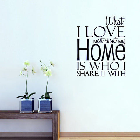 BUY ONE GET ONE FREE - Creative Decoration In House Wall Sticker. = 4798860996