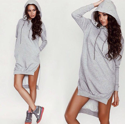 Winter Fleece Thicken Ladies Hoodies Tops Hats [4966219780]