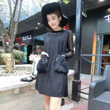 2016 New Fashion Women Lady Dress,Hot Sale.Size S M L. = 4445143620
