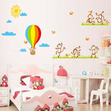 BUY ONE GET ONE FREE - Creative Decoration In House Wall Sticker. = 4798860164
