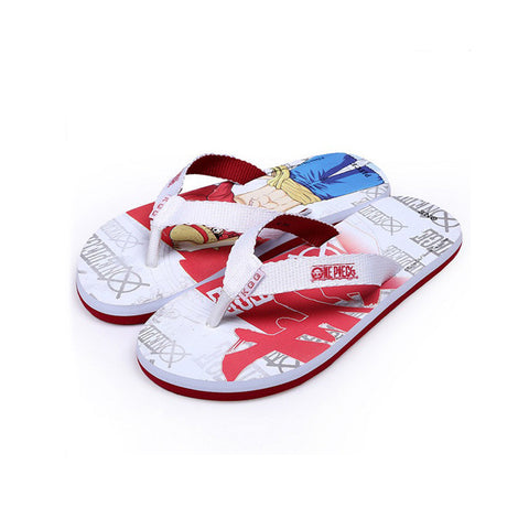 Anime Cartoons Beach Shoes Slippers [4918324932]