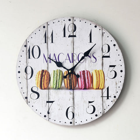 Quiet Style Casual Decoration Clock [4914941380]