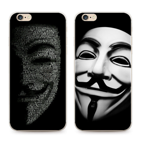 V for Vendetta Innovative Iphone 6/6s  Matte Dirt-resistant Hard Shell Phone Case [9595252687]