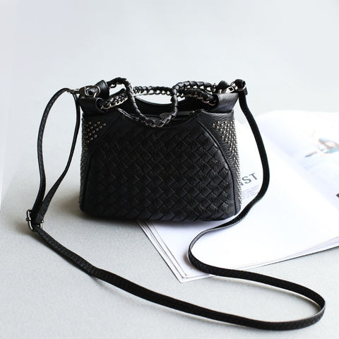 Chain Stylish Vintage One Shoulder Messenger Bags Tote Bag Mini Bags Phone [4915807364]
