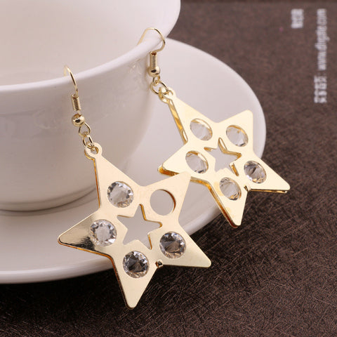 Trendy Fashion Earring [4915584388]