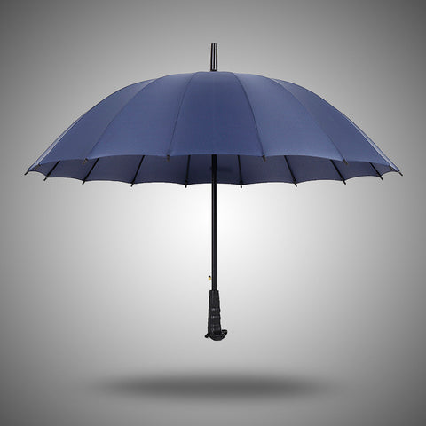 Strong Character Design Stylish Straight Rod Creative Umbrella [4918243076]
