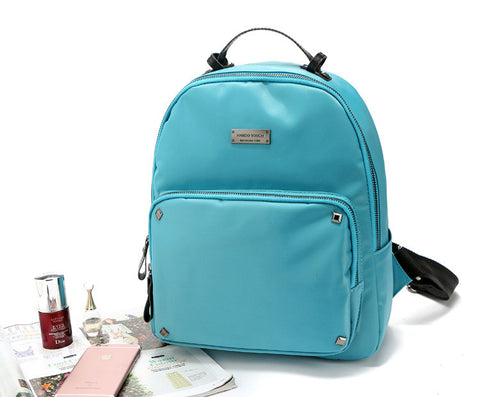 Comfort Hot Deal Casual Back To School On Sale College Stylish Simple Design Nylon Winter Backpack [11728294351]