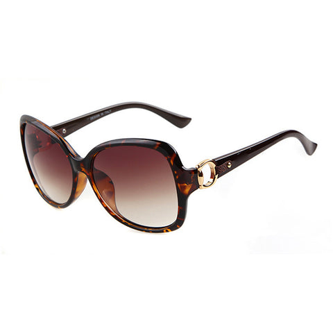 Sunglasses Ladies Gradient Stylish Mirror [4915046852]