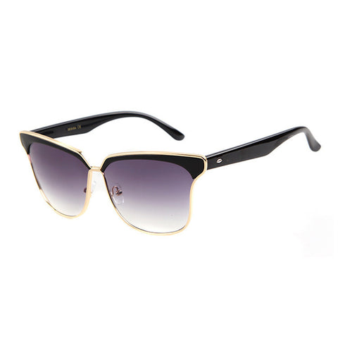 Sunglasses Gradient Stylish Mirror [4915046404]