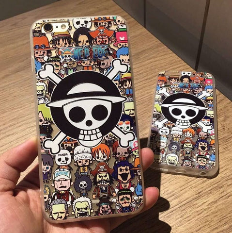 Hot Deal Stylish Cute On Sale Hot Sale Iphone 6/6s Classics Sea Relief Sculpture Soft Cartoons Phone Case [4915505668]