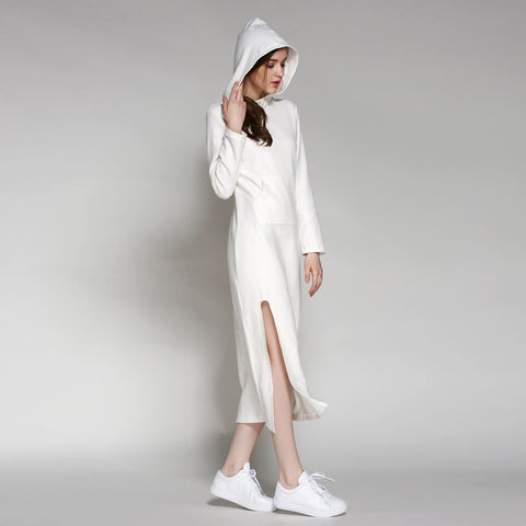 Hoodies Casual Hats Home Dress One Piece Dress [4918263428]