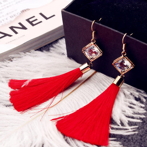 Trendy Fashion Earrings [4915712772]