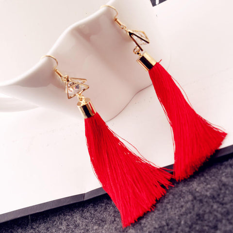 Trendy Fashion Earrings [4915725444]