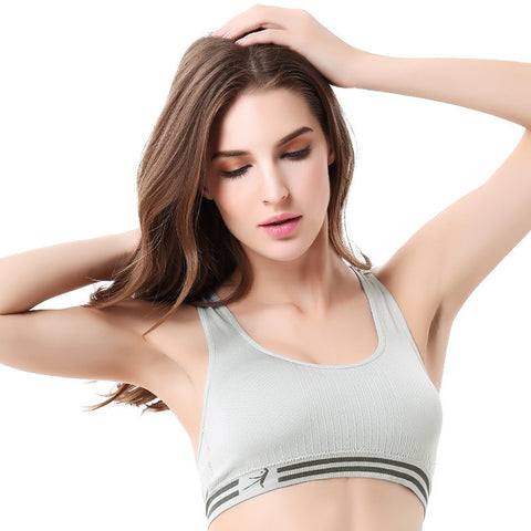 Gym Bra With Steel Wire Yoga Underwear [4915568900]