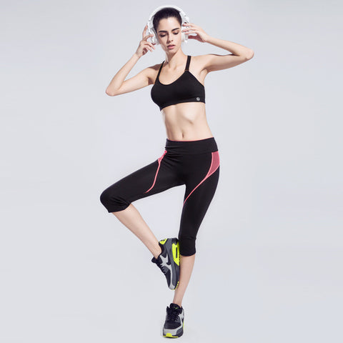 Ladies Stylish Quick Dry Gym Pants [4915718788]