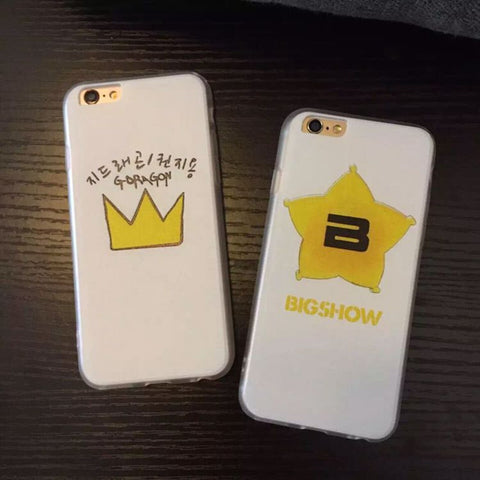 On Sale Hot Deal Cute Stylish Iphone 6/6s Hot Sale Lights Crown Phone Case [4915517892]