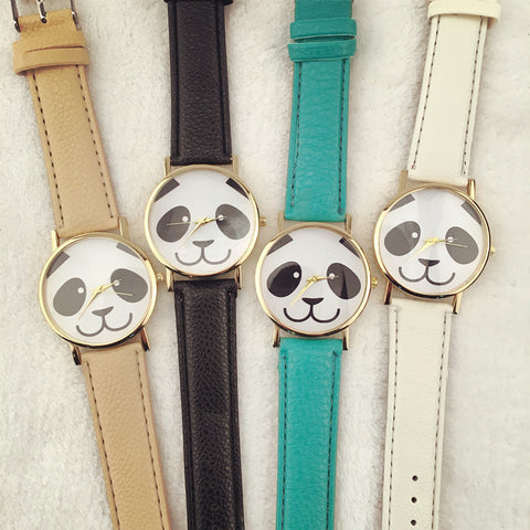 Good Price Awesome Great Deal Gift Trendy Designer's New Arrival Stylish Panda Hot Sale Ladies Watch [6407505156]