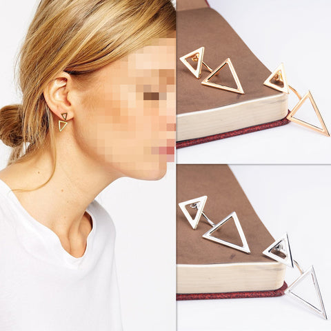 Accessory Strong Character Stylish Simple Design Earring Scales [4918470084]