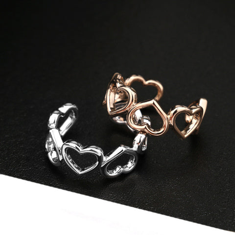 New Arrival Stylish Shiny Jewelry Gift Couple Gifts Accessory Ring [4915701828]