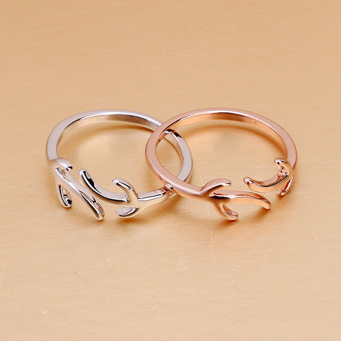 Jewelry New Arrival Stylish Gift Shiny Hot Sale Christmas Simple Design Ring [4915699716]