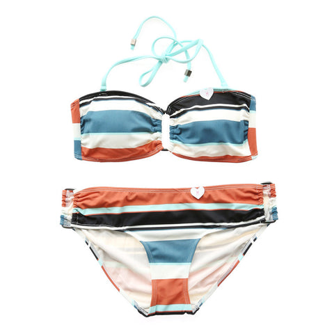 New Arrival Beach Summer Hot Swimsuit Ladies Backless Sexy Swimwear Set Bikini [4982063556]