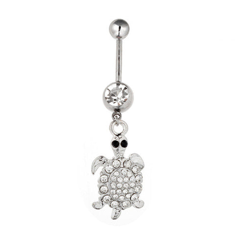 Accessory Hot Sale Pendant Stainless Steel Navel Rings [9022290052]