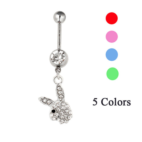 Accessory Hot Sale Stainless Steel Navel Rings [9022291140]