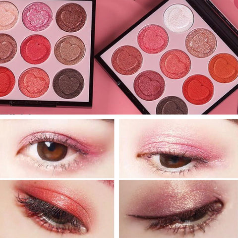 Guicami Wine Red Eye Shadow [11727403791]