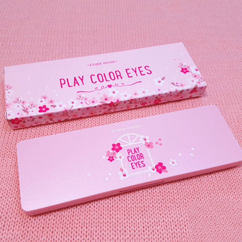 PLAY COLOR EYES 10-color Summer Ice-cream Eye Shadow [11727403471]
