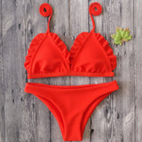 Hot New Arrival Summer Swimsuit Beach Swimwear Sexy Lace Bikini [779902582894]