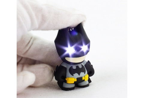New arrive Batman keychain Led keychain with sound, Flashlight keychain figure keyrings Cool batman keychain [9325206916]