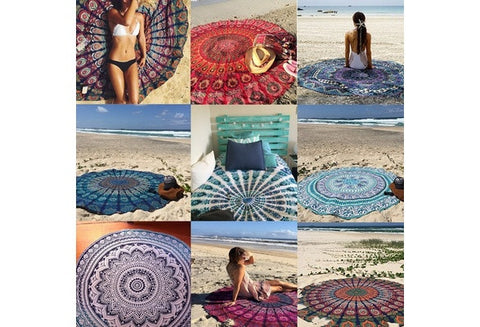 Beach Cover Up 2016 Pareo Bikini Boho Bohemian Hippie Summer Dress Swimwear Bathing Suit Sexy Kimono Tunic [9325865668]