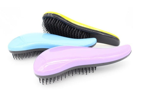 Fashion Magic Detangling Handle Tangle Shower Hair Brush Comb Tamer Tool Hot JZ [9325732036]