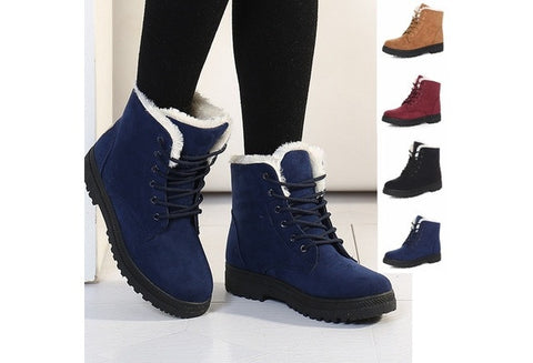 Classic Women's Snow Boots Fashion Winter Short Boots [9326007556]