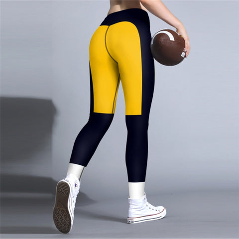 Autumn Hot Sale Women's Fashion Yoga Sports Leggings [519711326223]